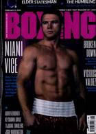 Boxing News Magazine Issue 20/02/2020