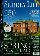 Surrey Life County Magazine Issue MAR 20