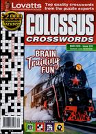 Lovatts Colossus Crossword Magazine Issue NO 339