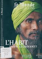 Le Monde Des Religions Magazine Issue 99
