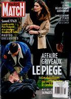 Paris Match Magazine Issue NO 3694