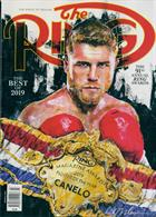 The Ring Magazine Issue MAR 20