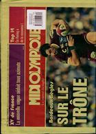 Midi Olympique Magazine Issue NO 5534
