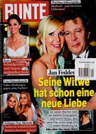 Bunte Illustrierte Magazine Issue NO 9