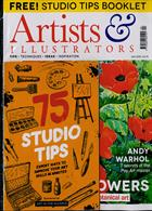 Artists & Illustrators Magazine Issue APR 20