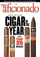 Cigar Aficionado Magazine Issue FEB 20