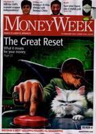 Money Week Magazine Issue NO 987