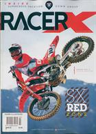 Racer X Illustrated Magazine Issue MAR 20