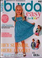 Burda Easy Magazine Issue KIDS