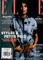 Elle French Weekly Magazine Issue NO 3869