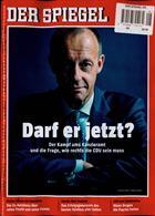 Der Spiegel Magazine Issue NO 8