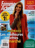 Femme Actuelle Magazine Issue NO 1848