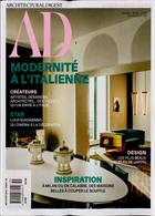 Architectural Digest French Magazine Issue NO 159
