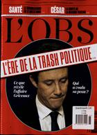 L Obs Magazine Issue NO 2885