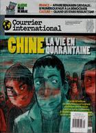 Courrier International Magazine Issue NO 1529