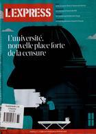 L Express Magazine Issue NO 3581