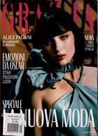 Grazia Italian Wkly Magazine Issue NO 9