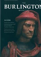 The Burlington Magazine Issue 01