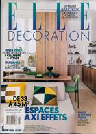 Elle Decor French Magazine Issue NO 278