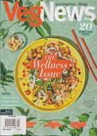 Vegnews Magazine Issue WELLNESS