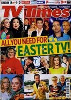 Tv Times England Magazine Issue 11/04/2020