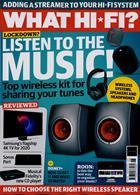 What Hifi Magazine Issue JUN 20