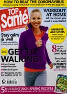 Top Sante Health & Beauty Magazine Issue MAY 20