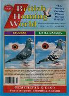 British Homing World Magazine Issue NO 7519