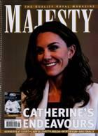 Majesty Magazine Issue MAY 20