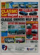 Classic Car Buyer Magazine Issue SPRINGSPE