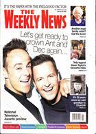 Weekly News Magazine Issue 25/01/2020