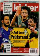 Kicker Montag Magazine Issue NO 8