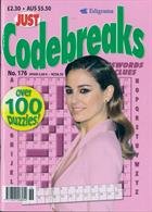 Just Codebreaks Magazine Issue NO 176