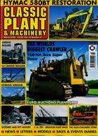 Classic Plant & Machinery Magazine Issue MAR 20