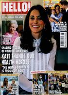 Hello Magazine Issue NO 1630