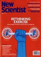 New Scientist Magazine Issue 18/04/2020