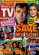 Whats On Tv England Magazine Issue 11/04/2020