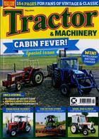 Tractor And Machinery Magazine Issue MAY 20