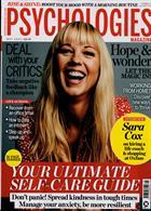 Psychologies Travel Edition Magazine Issue MAY 20