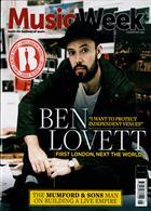 Music Week Magazine Issue 25/02/2020