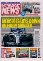 Motorsport News Magazine Issue 26/02/2020
