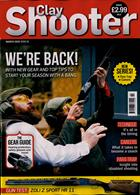 Clay Shooter Magazine Issue MAR 20