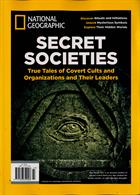 National Geographic Coll Magazine Issue SECRETSOC