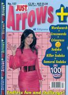 Just Arrows Plus Magazine Issue NO 157