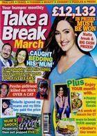 Take A Break Monthly Magazine Issue MAR 20