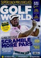 Golf World Magazine Issue APR 20