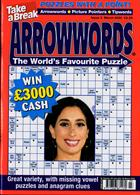 Take A Break Arrowwords Magazine Issue NO 3