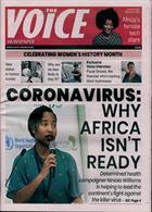 Voice Magazine Issue MAR 20