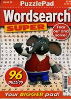 Puzzlelife Wordsearch Super Magazine Issue NO 23