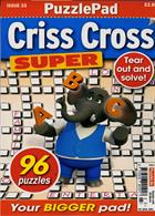 Puzzlelife Criss Cross Super Magazine Issue NO 23